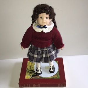 Heritage Mint Porcelain Collection Doll
